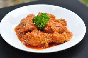 Ayam Masak Merah Nek Som