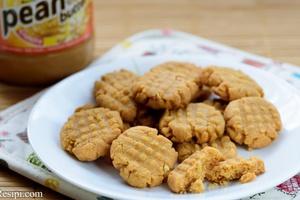 Biskut Mentega Kacang