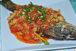 Ikan Masak Tiga Rasa