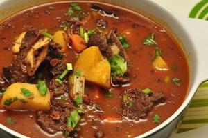 Sup Tulang Ala Chef Wan