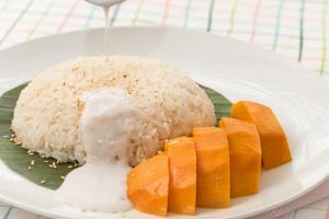 Pulut Mangga Thai Istimewa