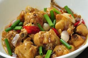 Ayam Masak Halia Paling Sedap
