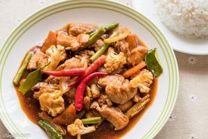 Ayam Masak Paprik