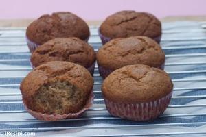 Muffin Pisang Gebu