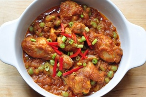 Ayam Masak Merah Tomato II